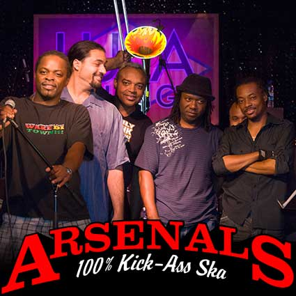 Arsenals…. 100% Kick-Ass Ska!